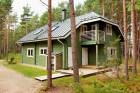 Blockhaus Aussenansicht 1