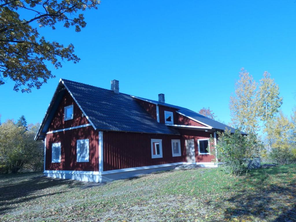 Grosses Bauernhaus im Kreis Valga