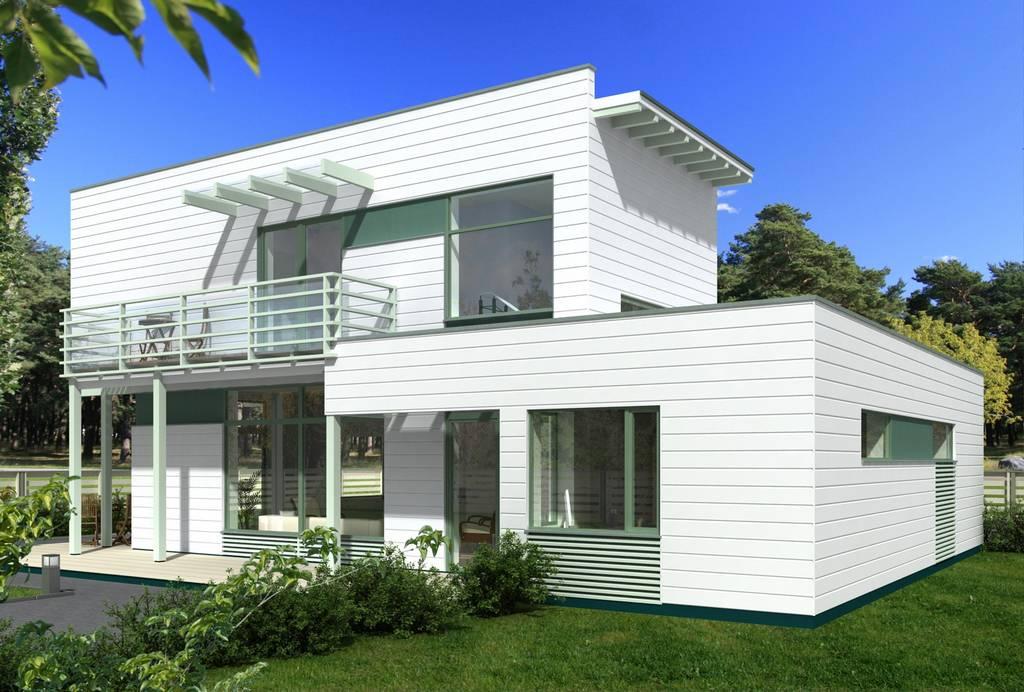 elegantes Holzhaus Modell-Prelude-1