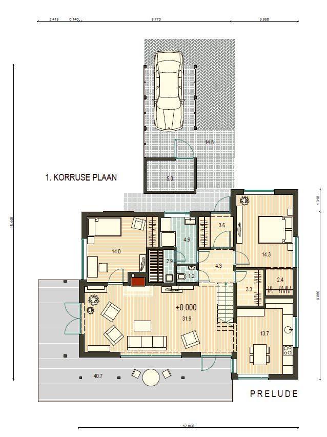 Holzhaus-Modell-Prelude-Grundriss-eg