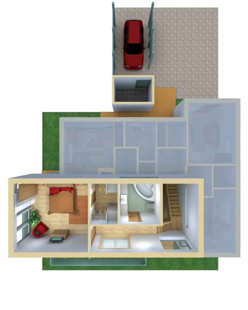 Holzhaus-Modell-Prelude-og-3d