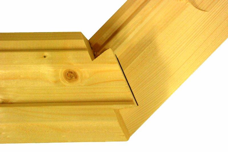 Bauteile: Ecken ohne rechte Winkel