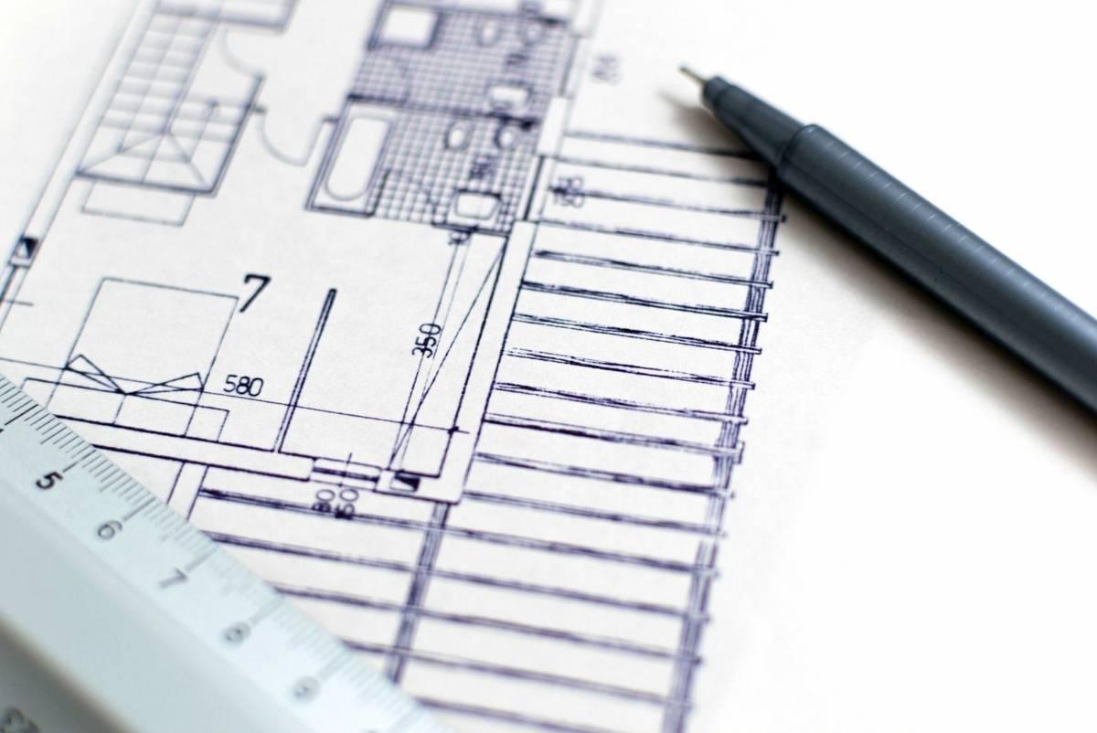 Blockhaus Planung