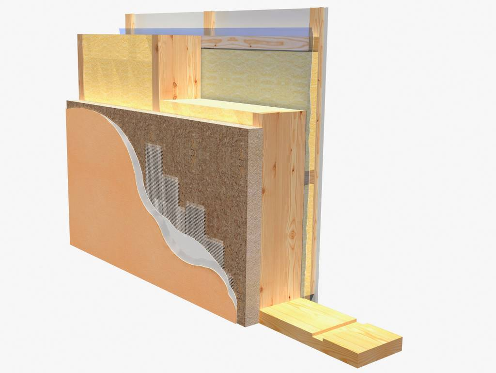 Element-/Fertighaus Bauteile