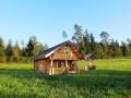 Estland Projekt Blockhaus