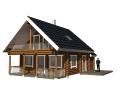 estnisches Blockhaus - Riho