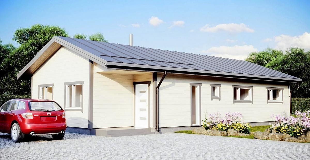 Element-Haus Modell ECO 1