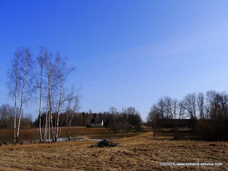 Estland Projekt Grundstück Türgi