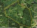 Estland Projekt Grundstück Katasterplan