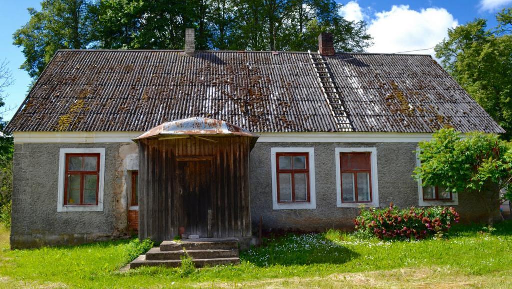 Haus in Veisjärve im Bezirk Viljandi