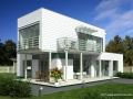 elegantes Holzhaus Prelude 3