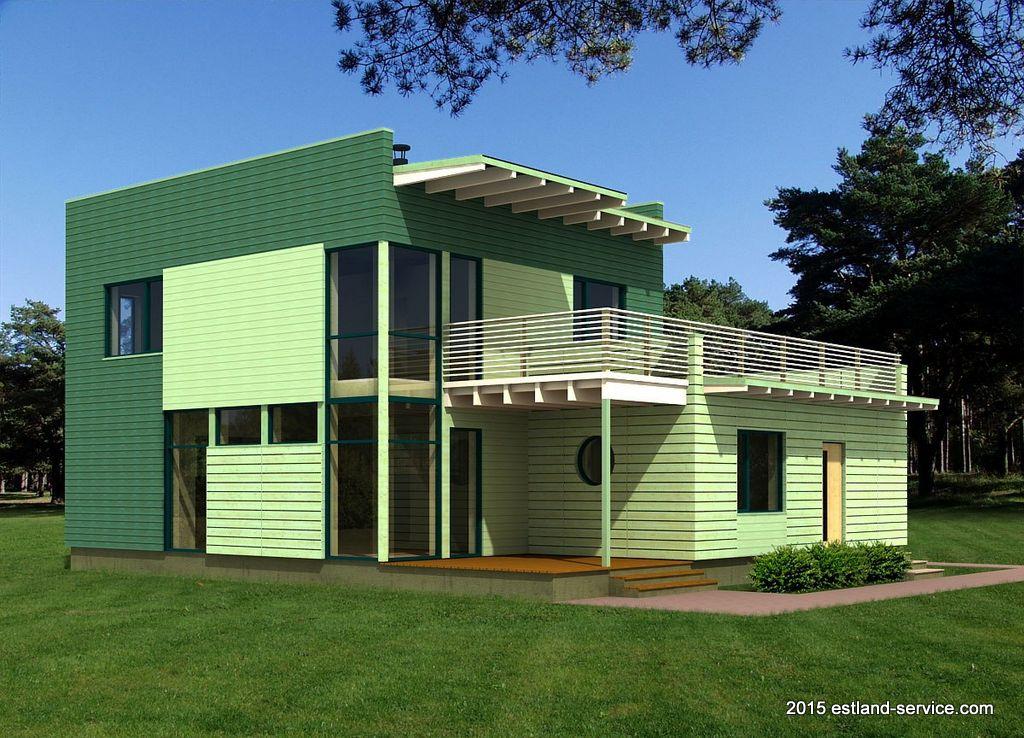 Holzhaus Tiik foto 1