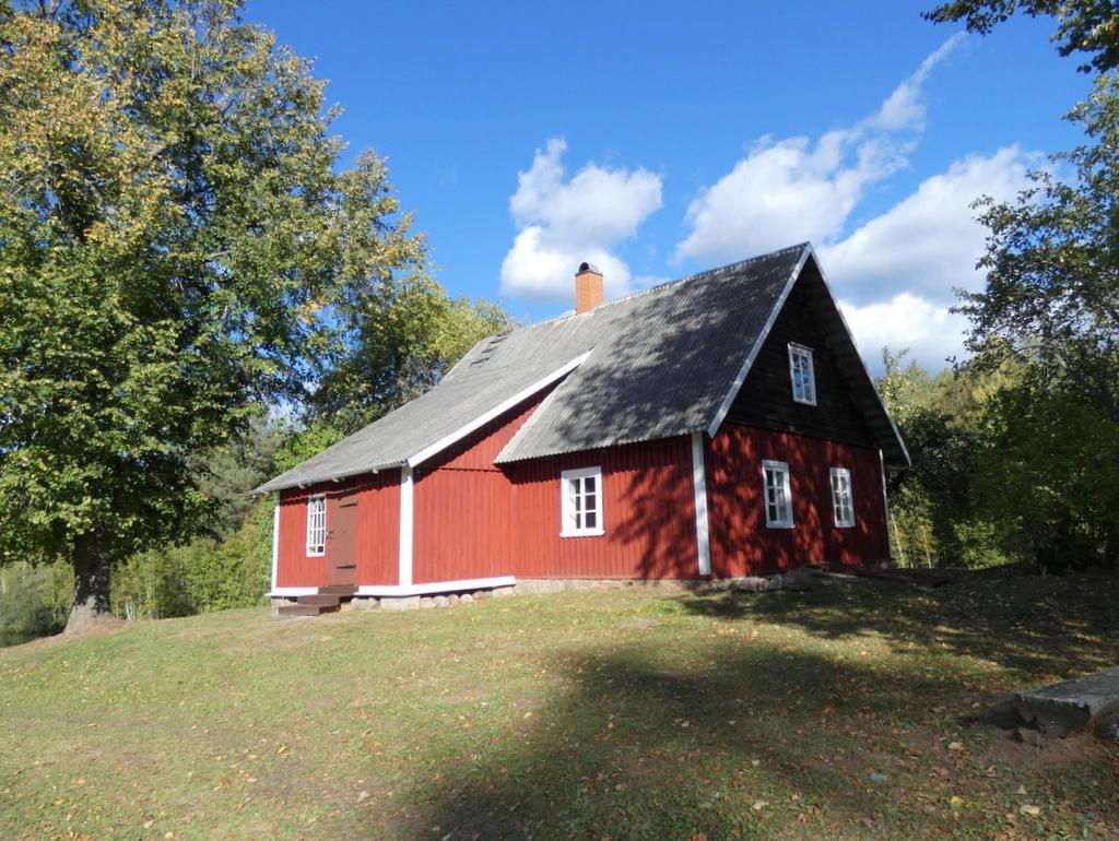 Immobilienangebot Estland - Blockhaus in Rõuge vald