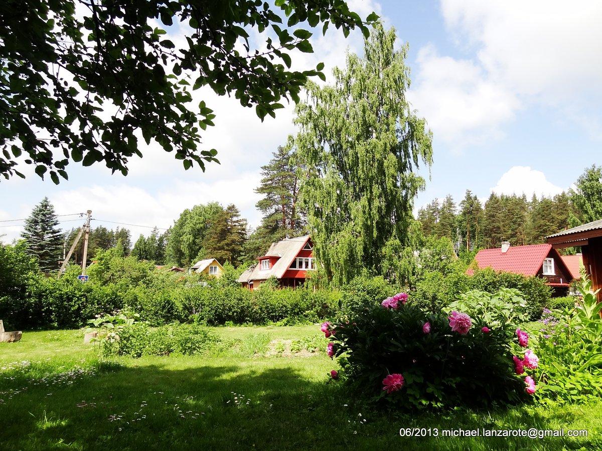 Estnisches Blockhaus - Peeter 65,9 qm - Estland Service