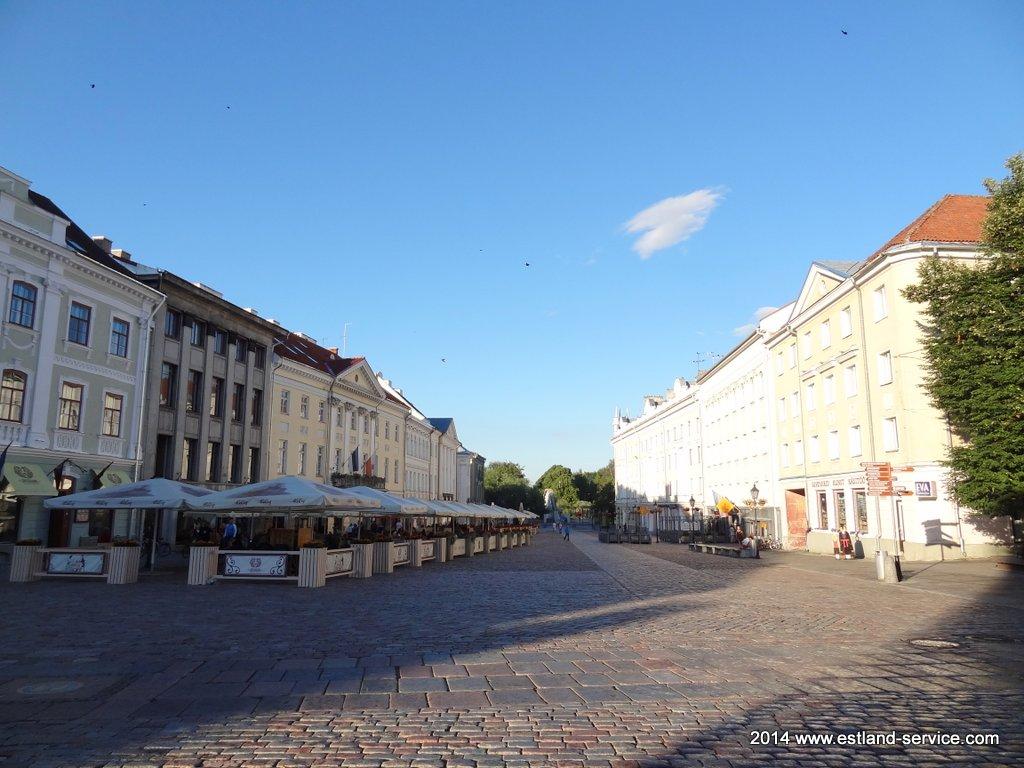 Ferienhaus oder Hotel in Tartu