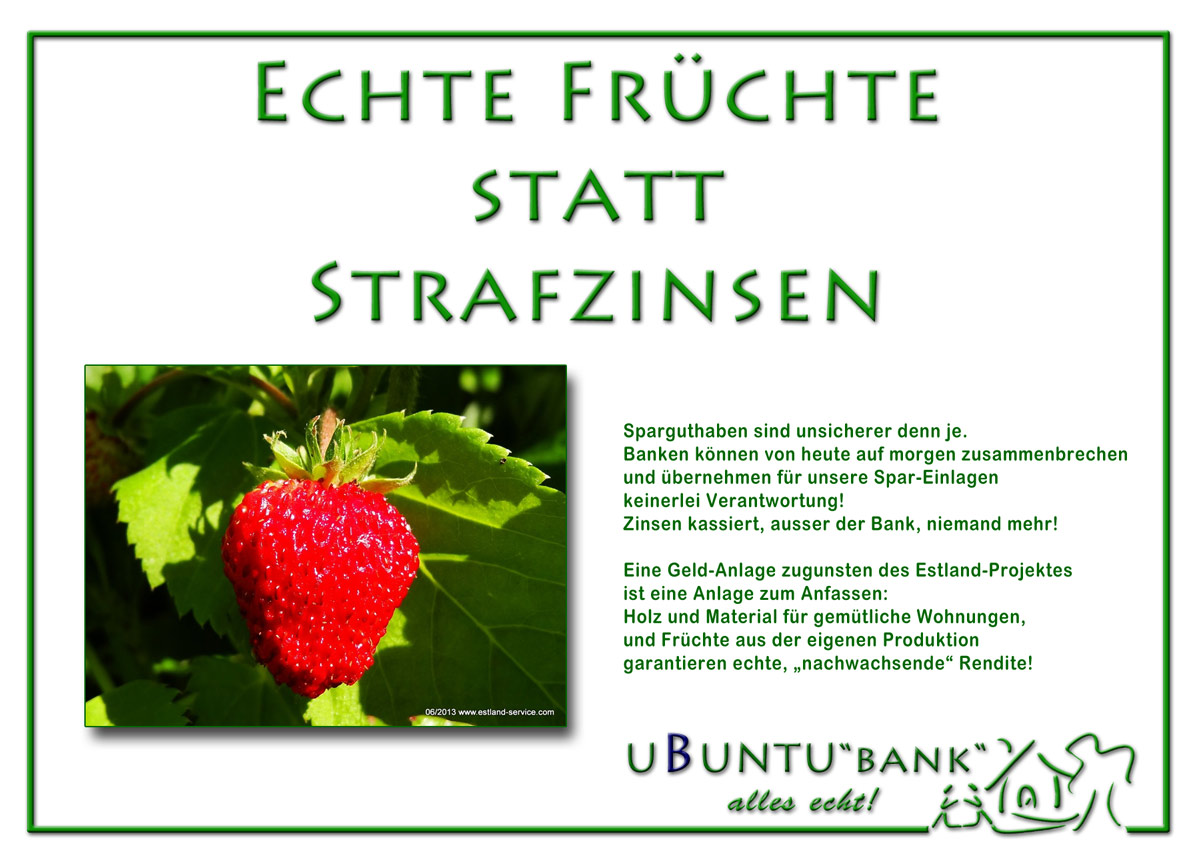 ubuntu estland projekt fruechte
