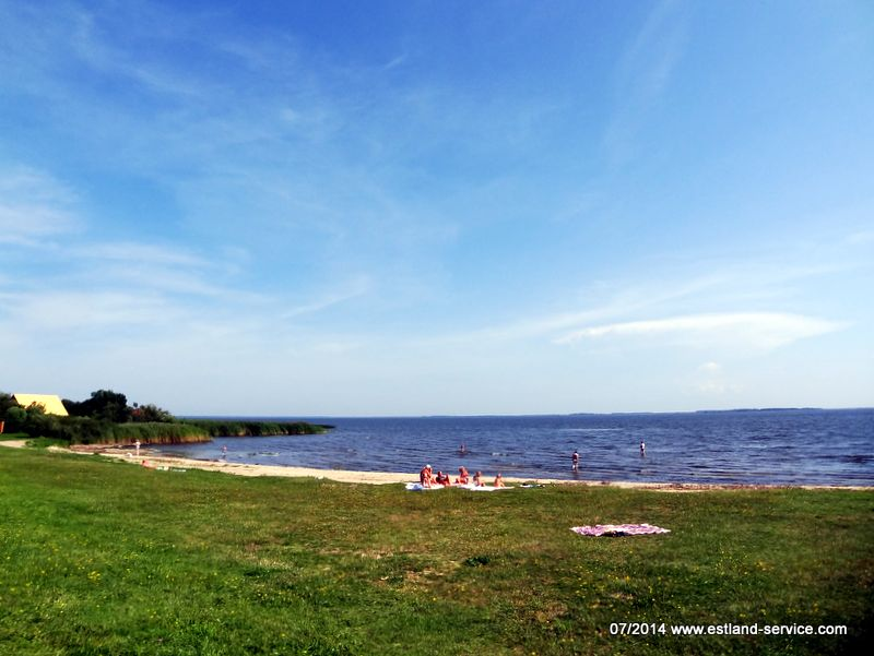 Estlands stiller Peipussee